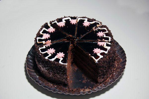 Tort Ciocolatina 1