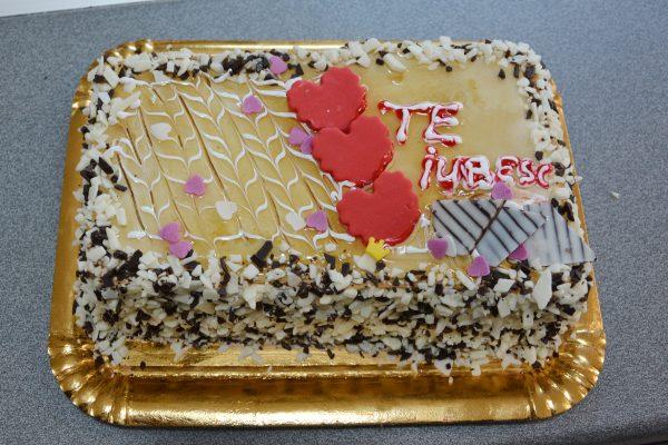 Tort ciocolata visine 1